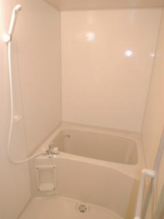 横浜市鶴見区の賃貸マンション トモビレッジ 503号室 浴室