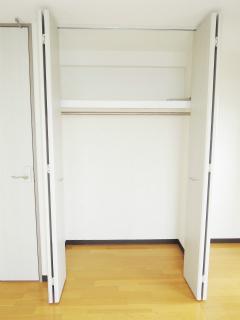 横浜市鶴見区の賃貸マンション トモビレッジ 503号室 収納