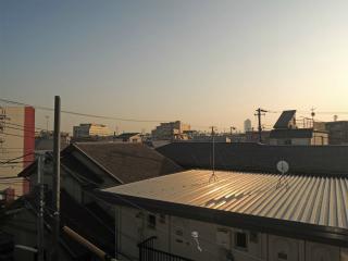 横浜市鶴見区の賃貸マンション アリエッタコート 201号室 眺望