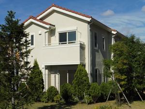横浜市鶴見区の賃貸アパート Apricot House 外観