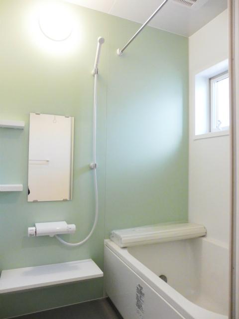 横浜市鶴見区の賃貸アパート Apricot House 浴室
