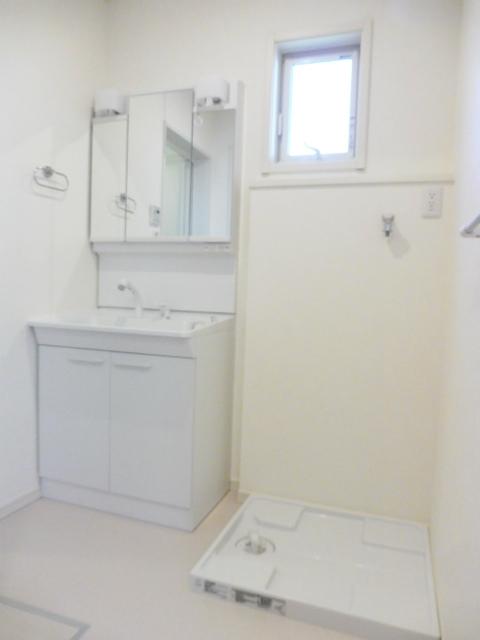 横浜市鶴見区の賃貸アパート Apricot House 洗面室