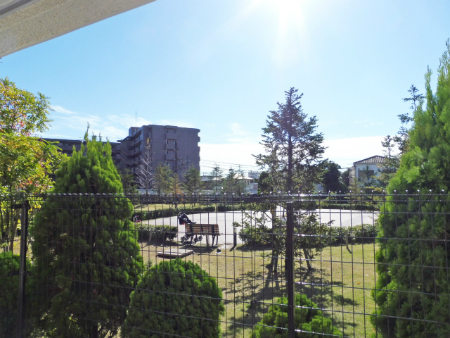 横浜市鶴見区の賃貸アパート Apricot House 眺望