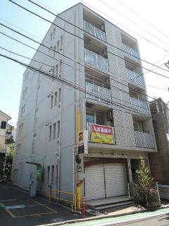 横浜市瀬谷区の賃貸マンション レジェンドスクエア三ツ境Ⅰ 202号室 外観です