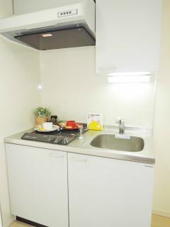 横浜市瀬谷区の賃貸マンション レジェンドスクエア三ツ境Ⅰ 202号室 キッチン