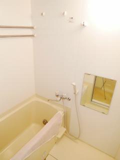 横浜市瀬谷区の賃貸マンション レジェンドスクエア三ツ境Ⅰ 202号室 浴室