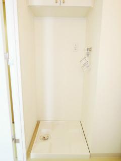 横浜市瀬谷区の賃貸マンション レジェンドスクエア三ツ境Ⅰ 202号室 洗濯機置場