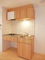 川崎市川崎区の賃貸マンションFlats TAHICO キッチン