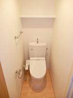 川崎市川崎区の賃貸マンションFlats TAHICO トイレ