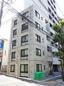 横浜市西区賃貸マンション リチェンシア横浜平沼301号室 外観