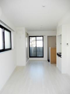 横浜市神奈川区の新築賃貸マンション リチェンシア横浜反町 洋室