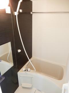 横浜市神奈川区の新築賃貸マンション リチェンシア横浜反町 浴室
