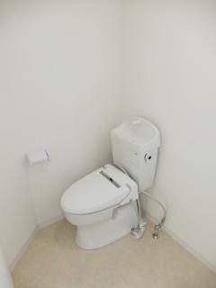 横浜市神奈川区の新築賃貸マンション リチェンシア横浜反町 トイレ