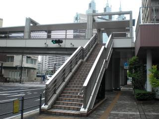 川崎市幸区の賃貸マンション イクス川崎ザ・タワー 608号室 デッキ2