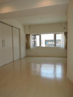 横浜市港北区の賃貸マンション  NICアーバンハイム綱島 202号室 リビング