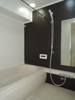 横浜市港北区の賃貸マンション  NICアーバンハイム綱島 202号室 浴室