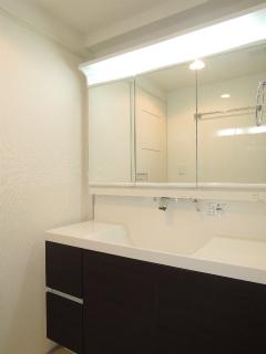横浜市港北区の賃貸マンション  NICアーバンハイム綱島 202号室 洗面